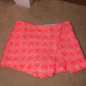 *NEW* Lilly Pulitzer Skort